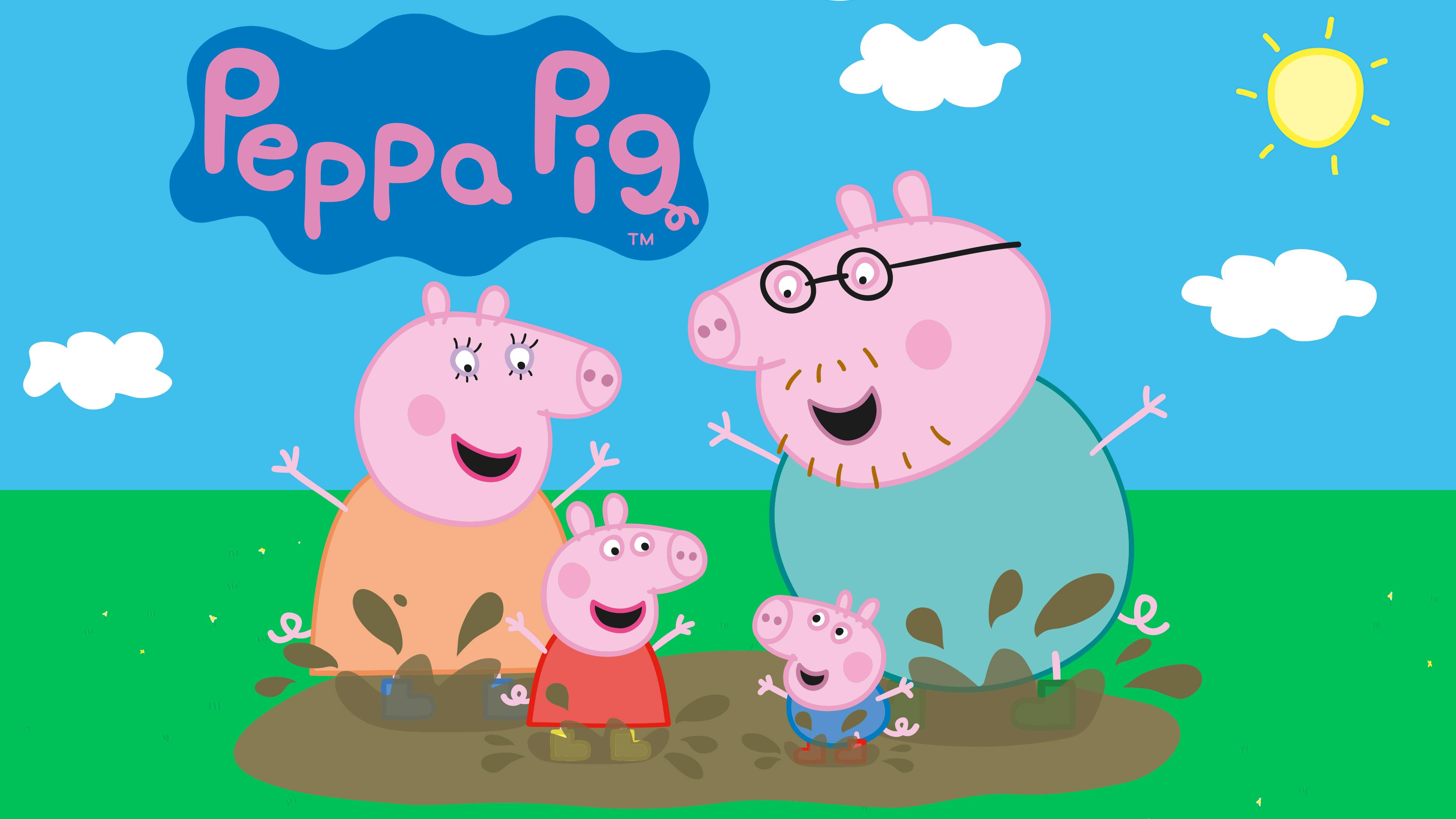 peppa pig english