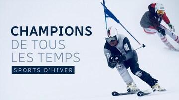 Champions de tous les temps - Sports d'hiver