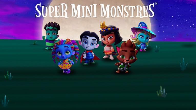 Super mini monstres