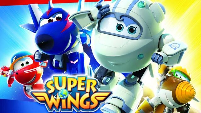 Super Wings Ici Tou Tv