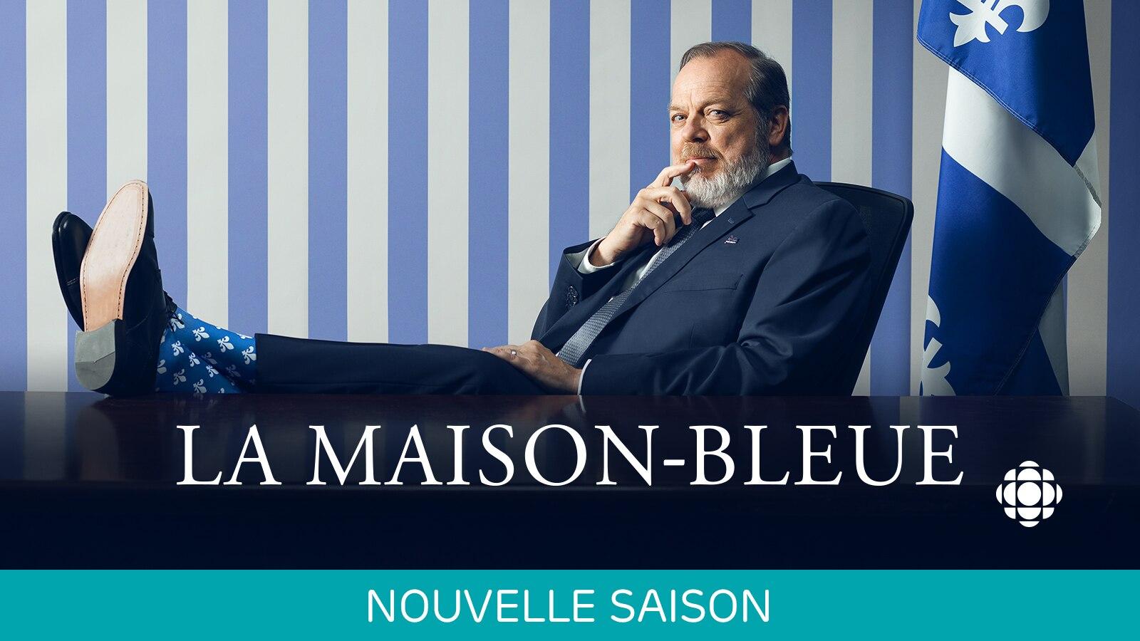 La Maison-Bleue  ICI TOU.TV